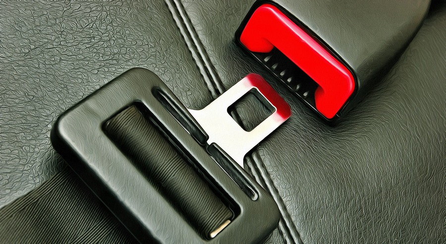 Ремонт и замена ремней безопасности